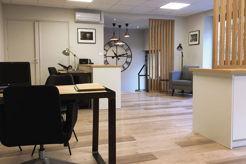 Agence immobiliere nantes centre cabinet olli ric - Cabinet bras nantes location ...